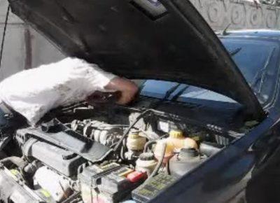 Замена Салонного фильтра Chevrolet Lanos