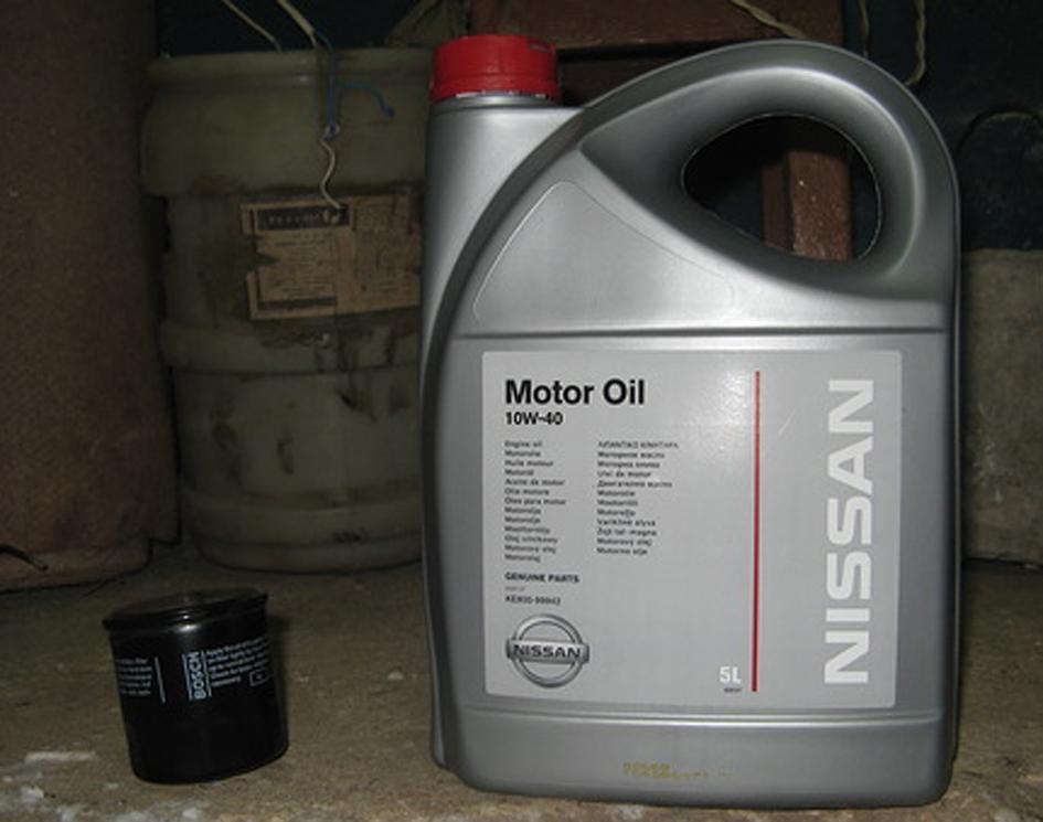 произведение какое масло лить в коробку ниссан тиида механизм